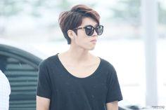 """ 140818 Incheon Airport  woohyun"