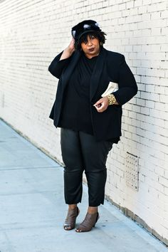 1e2d06ba872 And I Get Dressed. Aja Davis · plus size trends