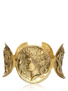 Dolce and Gabbana oversized coin belt Caroline Winberg, Coin Belt, Luxury Shop, Gold Paint, Coins, Personalized Items, Antiques, High Waist, Stuff To Buy
