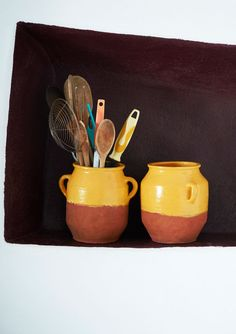 PAINT DIP DYE || DIPPED TERRACOTTA POT