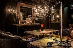 TImothy Oulton - Hong Kong Store #living room #ideas #light #table www.timothyoulton.com/usa/en/to/stores/