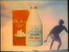 Adverts Old Spice. The mark of a man. Tv Adverts, Tv Ads, 1970s Childhood, Childhood Memories, Uk Tv, Old Spice, Best Commercials, Teenage Years, My Memory