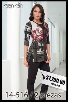 Los mejores outfits para la mujer moderna y coqueta. #KarenKein