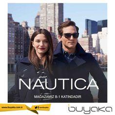 Nautica yeni sezonuyla Buyaka B1 katında sizleri bekliyor. #BuyakaBiBaşka #Nautica #YeniSezon #Tarz #Stil #BuyakaAvm