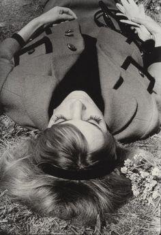 Jean Shrimpton, 1962
