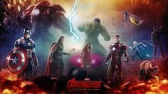 Marvel Avengers Age Of Ultron Wallpaper