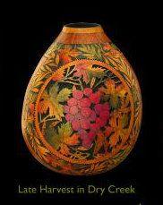 Vincent van gourd/gourd art