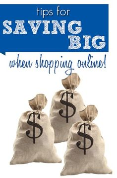 Great tips to save money on all your online purchases - how to find coupons, get secret rebates and more!