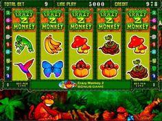 Обезьянки 2 игровой аппарат! Выиграл 4000 в казино Crazy Monkey 2