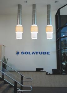 Blog Post    Author: Products Insider    In Practice: Tubular Skylight Pendants Put Decorative Spin on Daylighting    #Decorate #Daylight #TubularSkylight