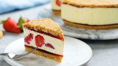 Easy No Bake Desserts, Best Dessert Recipes, Healthy Desserts, Easy Desserts, Gourmet Recipes, Party Recipes, Frozen Desserts, Cheesecake Recipes, Healthy Recipes