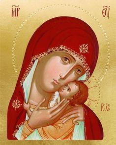 Mother of God of Kasperovo,$3.00, #Catalogofgooddeeds #handmade # orthodoxy…