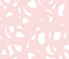 Freestyle in Glam Pink by Domesticate from Spoonflower