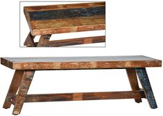 MSRP $585 Contractor Price $299   Dining bench option    Length: 56  Depth: 16  Height: 18