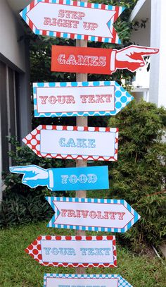 vintage carnival sign printables free mexican - Google Search