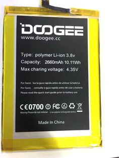 1PCS New 100% High quality  F5  battery for Doogee F5  Mobile Phone + Track Code+free shipping #Affiliate