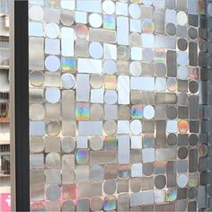 laser glass stained window film