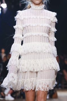 Alexander McQueen Ready To Wear Spring Summer 2016 Paris