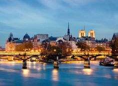 Travel in Paris: Fin