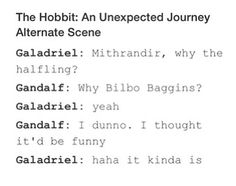 Gandalf has an obsession with short people aka hobbits and dwarves Thranduil, Legolas, Kili, Hobbit Hole, The Hobbit, Bilbo Baggins, Thorin Oakenshield, An Unexpected Journey, Jrr Tolkien