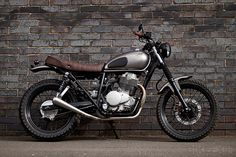 "It's not often we get to show a custom that has been built with practicality in mind. But this Honda CL400 has been tweaked for London streets, offering easy commuting with a strong dash of style. The man behind the project is Will Starritt of the motorcycle gear shop Urban Rider: ""We wanted to create…"