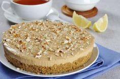 Gluten Free Caramel Cheesecake with Almond Graham Crust: http://glutenfreerecipebox.com/gluten-free-cheesecake-caramel/