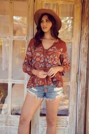 Jaase Rhia Top in Angie Print Gypsy Style, Bohemian Style, Ladies Fashion, Womens Fashion, Dresses Online Australia, Boho Tops, Hipster, Lady, Collection