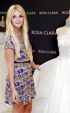 Love Mischa Barton's dress
