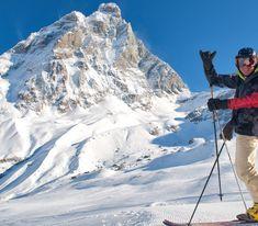 Где лучше пообедать на спусках в Червинии и Церматте?