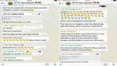La captura del grupo de Whatsapp mas VERGONZOSA QUE HE LEIDO