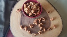 Sweet Curry Spiced Nuts - Low Carb Lifestyle