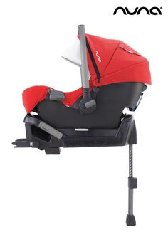 Look how awesome the nuna pipa is!  Love the rigid Lower Anchor attachments!