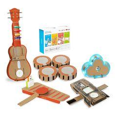 Shopping cheap 6 In 1 Makeblock STEAM RC Robot Toys Educational Gift Drum Ukulele Bracelet Cloud Xylophone on RCbuying.com at discount. Sierra Leone, Ghana, Rc Robot, Smart Robot, Congo, Ukulele, Design Seeds, Puerto Rico, Diy Design