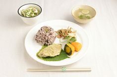 【レコールバンタン】フードコーディネーター専攻の学生が和ハーブカフェ「和芹waseri」レストランをOPEN!!