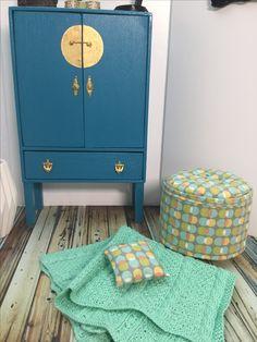 Handmade 1:6 Dollhouse Furniture and Decoration