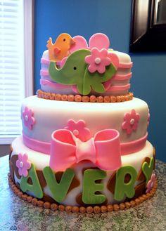 Jungle Jill Cake - By Badabing Cakes