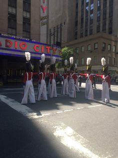 Rockettes!