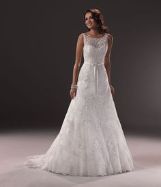 Real brides' favourite Maggie Sottero wow with new gowns for 2014