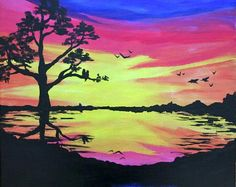 Paint Nite Longisland | Napper Tandy's Miller Place, July 13th
