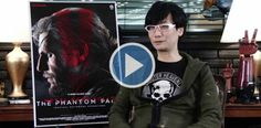 metal gear solid v hideo kojima