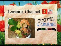 Coctel de camarones Mexicano - YouTube