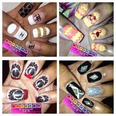 Dearnatural62 Nail Art