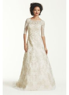 Tulle Wedding Dress with Floral Lace Applique WG3712   Wedding     Tulle Wedding Dress with Floral Lace Applique WG3712   Wedding planning    Pinterest   Lace applique  Wedding dress and Wedding planning
