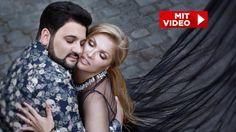 Exklusive Videopremiere - Anna Netrebko und ihr Yusif – so verliebt in die Liebe