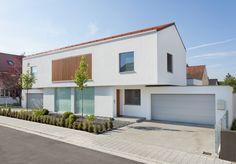 Berschneider + Berschneider, Architekten BDA + Innenarchitekten, Neumarkt: Neubau DH L Neumarkt (2012)