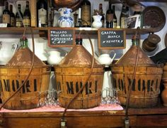 A little history on 14th century Venetian taverns and inns - blog at medmeanderings.com