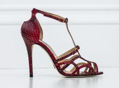 Zuhair Murad Spring Summer 2014 Shoes