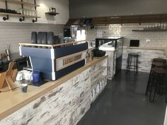 Recently completed new Footscray cafe; Little Common Bathroom Renovations Melbourne, Shop Fittings, Pergola, Kitchens, Building, Home Decor, Decoration Home, Room Decor, Outdoor Pergola