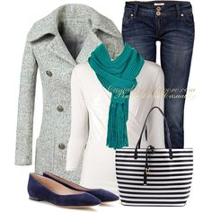 A fashion look featuring MaxMara tops, River Island jeans and Chloé flats. Browse and shop related looks.