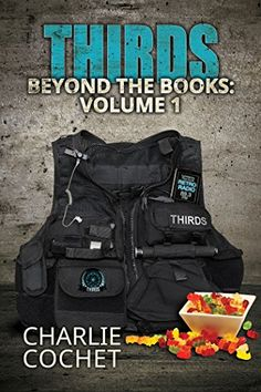 Title: THIRDS Beyond the Books (Vol. One) Author: Charlie Cochet Publisher: Dreamspinner Press Length: 146 Pages Category: Urban Fantasy, Mystery/Suspense, Shifters At a Glance: A wonderful gift to…